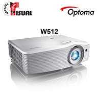 Optoma W512 Bright and Feature-Oriented WXGA Projector (Official store and Service Center)