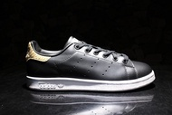 Adidas Unisex Stan Smith S74934 Sneaker Women and Men Casual Shoes (Black)