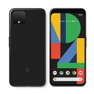 【耳機保護殼組】Google Pixel 4 XL 6.3吋智慧手機(6G/128G)-純粹黑