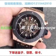 宇舶HUBLOT BIG BANG系列12 機械腕錶 可實拍驗貨