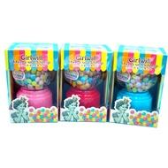 草莓玩具機造型糖罐 107F029