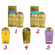 Berry嚴選    美國 OGX摩洛哥堅果護髮油( Argan Oil of Morocco) 不需沖洗護髮油