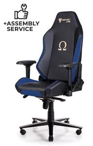 Secretlab OMEGA 2018 Series PRIME PU Leather Gaming Chair - Royal