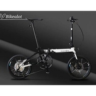 (Local stock) Dahon K3Plus 16inches 9 speed 2021 Edition Folding Bicycle