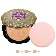 ANNA SUI 安娜蘇 魔法舞衣絲緞粉餅SPF10/PA++(蕊)(9g)+魔法舞衣絲緞粉餅盒 廠商直送
