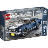 [熊樂家]全新 樂高 LEGO 10265 Creator-福特野馬 Ford Mustang