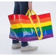 (現貨)澳洲IKEA六色彩虹購物袋