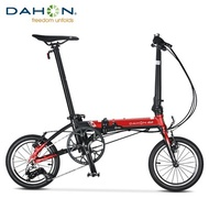 Dahon K3 ultra-light 14-inch variable speed folding bicycle adult student male and female bicycle KAA433