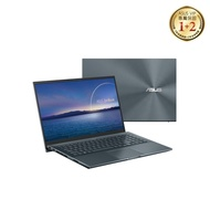 ASUS UX535LI 15.6吋筆電 (i5-10300H/GTX1650Ti/16G/1TB HDD+512G SSD/ZenBook Pro 15/綠松灰)