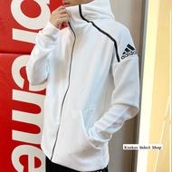 Adidas ZNE 3.0 連帽外套 黑色 白色 男女款 零秒解鎖 DM5543 DM5024【Kooker】