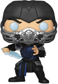 預購6月 FUNKO POP MOVIE 電影 絕對零度 Sub-Zero 魔宮帝國 真人快打Mortal Kombat