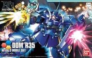 【鋼普拉】BANDAI 鋼彈 HGBF 1/144 #039 鋼彈創鬥者TRY 德姆R35 DOM R35