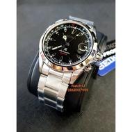 """นาฬิกาข้อมือผู้ชาย Seiko PROSPEX LAND """"Alpinist"""" Black Dial Automatic Cal.6R35 SPB117J"""