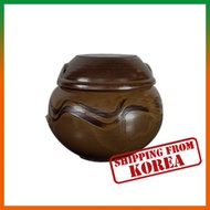 Korean Traditional Onggi(Jar) 100ml - 2L