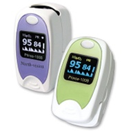 旺北 血氧計手指型 (Prince-100B)-聲光警示型 (未開放網購)