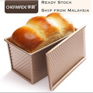 CHEFMADE Non Stick Loaf Pan 450g (Ready Stock)