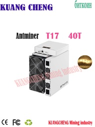 BITMAIN ใช้ ASIC BTC BCH Minmin Antminer T17 40TH/S กับ PSU ดีกว่า S9 S11 T15 S15 S17 s17 Pro Z11 WhatsMiner M3 M