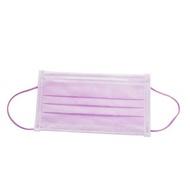 南六醫用口罩(未滅菌)50片x3盒-天空藍/曜石黑/薰衣紫/櫻花粉薰衣紫