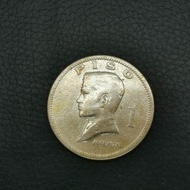 Philippines 1 peso 1972 Edition Coin Europe old Original Coins Unc  100% Real Rare free shipping
