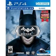 PS4 BATMAN: ARKHAM VR (US) แผ่นเกมส์  PS4™ By Classic Game
