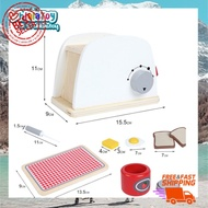 On Sale !! พร้อมส่ง ชุดเครื่องปิ้งขนมปังสีขาว ของเล่นเด็ก ชุดเครื่องทำกาแฟสีขาว ชุดเครื่องตีแป้งสีขาว เครื่องทำวาฟเฟิลสีขาว Sandwich Magic Maker เครื่องทำแซนวิซ เครื่องปิ้งขนมบัง เตาอบแซนวิช มีการรับประกันจากผู้ขาย