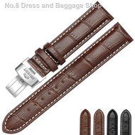 Straps & Clasps ORIENT Oriental Double Lion watch strap leather butterfly buckle accessories 22mm18 20 men and women