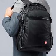 ♚をSWISSGEAR瑞士軍刀雙肩包男旅行包瑞士軍士刀背包學生書包電腦包