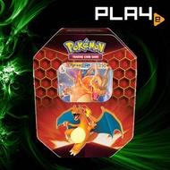 Pokemon Hidden Fates Tin - Charizard GX