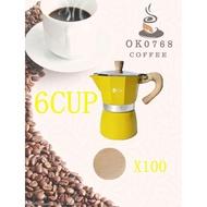 ของแท้ โปรโมชั่น Moka pot Set ในราคาเพียง 680บาท ได้ยกเซตทั้งเตาไฟฟ้า และกามอคค่า แถมฟรี กระดาษกรองHagan 24 Shop0525 เครื่องชงกาแฟ เครื่องชงกาแฟสด เครื่องชงชา เครื่องชงชากาแฟ เครื่องทำกาแฟ