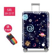 Myzone กระเป๋าถือเดินทางผ้าหุ้มกระเป๋าเดินทางครอบคลุมกระเป๋าถือเดินทางผ้าหุ้มกระเป๋าเดินทางครอบคลุม26/24/28/30นิ้วกันน้ำ