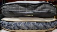 【小如的店】 COSTCO好市多代購~KIRKLAND 42吋圓形寵物床/床墊(1入)床套可拆除清洗