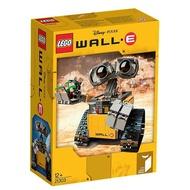 樂高玩具積木 LEGO 21303 瓦力 WALL-E