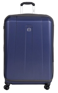 DELSEY Paris Delsey Helium Shadow 3.0 29 Expandable Spinner Suiter Trolley (Navy)