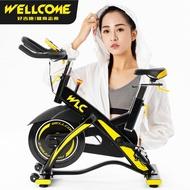 WELLCOME好吉康 M6 20KG磁控鑄鐵飛輪健身車 公路車 室內腳踏車 有氧運動