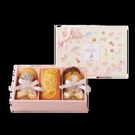 【詩特莉手工餅乾】彌月禮盒 - 新生派對B