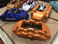 客製化卡鉗 活塞 安全部品 W204 C250 C300前六活塞 後四活塞 雙片浮動碟 AMG式樣