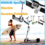 ★100% Authentic INOKIM| MYWAY★ QUICK 2 LIGHT Foldable Electric Scooter MINI bike bicycle/10 Inch Wheel/ETWOW/Speedway/Zoom/Zero/Imax/ Foldable Model