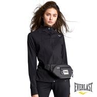 【EVERLAST】女款機能運動外套-黑色