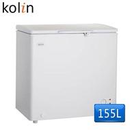 Kolin歌林155L臥式冷凍冰櫃KR-115F02