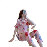 Preferred❣NEW pajama Sleepwar Sleepwear terno pajama sleepwear pajama set for women's /cotton