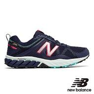 New Balance 越野跑鞋 WT610GX5 女 深藍