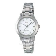 【CASIO 卡西歐】送禮首選_不鏽鋼錶帶_礦物玻璃_生活防水_指針男錶(MTP-1128A)