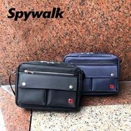 SPYWALK 質感掀蓋口袋側背包 NO:1731