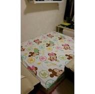 米奇米妮防水棉布床包/隔尿墊/100%完全防水 透氣/預購/ 標準雙人床下標區