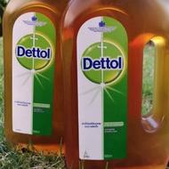 เดทตอล Dettol รุ่นมีมงกุฎ ขนาด 1000 มล.