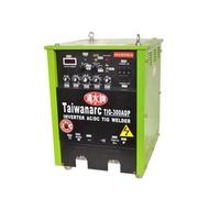 【TAIWAN POWER】清水牌TIG-300ADP AC/DC 變頻交直流氬焊機 全功能氬焊機 焊鋁 交直流亞焊機 氬銲機 序12286
