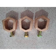Ring Clamps 5 / 8 Inc For Rod Grounding