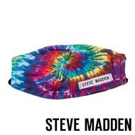 【STEVE MADDEN】摩登款 時尚品牌銀離子口罩(彩虹)