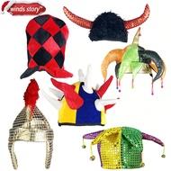 หมวกฮาโลวีนชุดแฟนซีเครื่องแต่งกายหมวก PARTY Decor สำหรับเด็กผู้ใหญ่ชุดปาร์ตี้ฮาโลวีนเครื่องแต่...