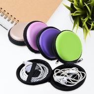 Mini Mini แบบพกพาซิปข้อมูลหูฟังถอดสายได้กระเป๋าเก็บของสาย USB ตัวหนีบสายเคเบิลกรณีกล่องเก็บหูฟังผ้าใบกระเป๋าใส่เหรียญกระเป๋าถือของพกพากระเป๋าใบเล็กสำหรับเดินทาง